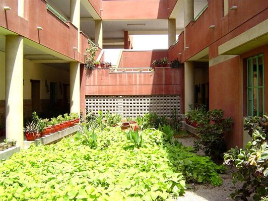 Inside KFC Pakistan Campus