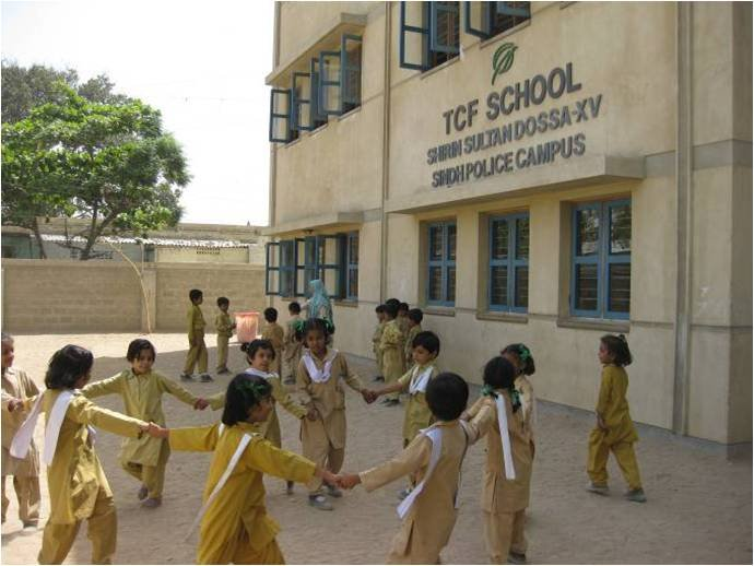 Support a TCF School in Pakistan for a Year