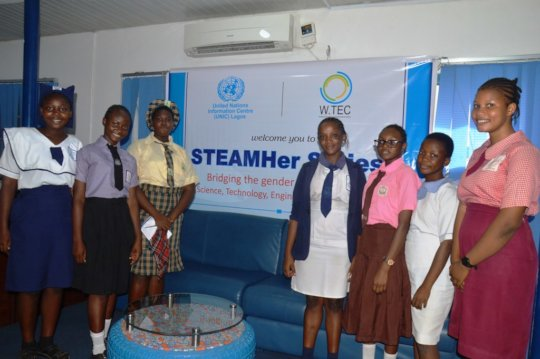 STEAMHer Series Launch