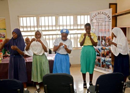 Project Showcase - Academy Graduation, Kwara