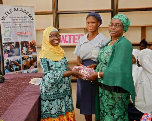 W.TEC Academy Graduation - Ilorin, Kwara State