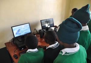 Mahiga Hope Computer Lab