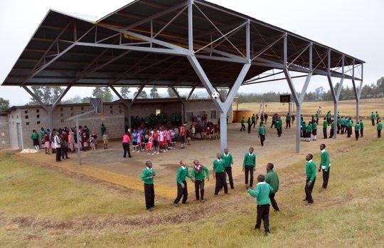Mahiga RainWater Court