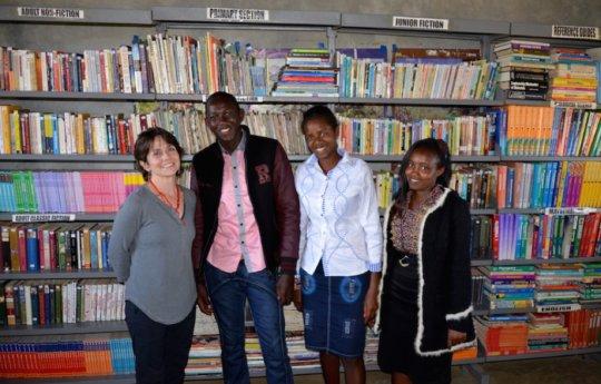 College Bound Scholars from Mahiga Hope High