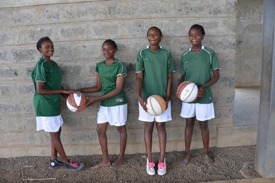 Mahiga Hope Championship Hoops Girls