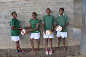 Mahiga Hope Championship Hoops Girls