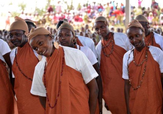 Mahiga Hope Girls Dance and Music Troupe