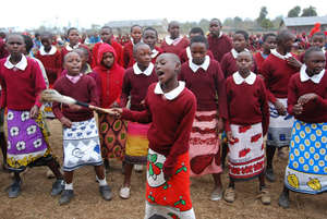Mahiga Girls Sing!