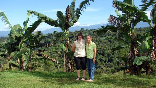 Getting Connected at Finca Salvaje, Costa Rica