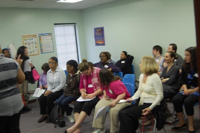 Job Readiness Class Session