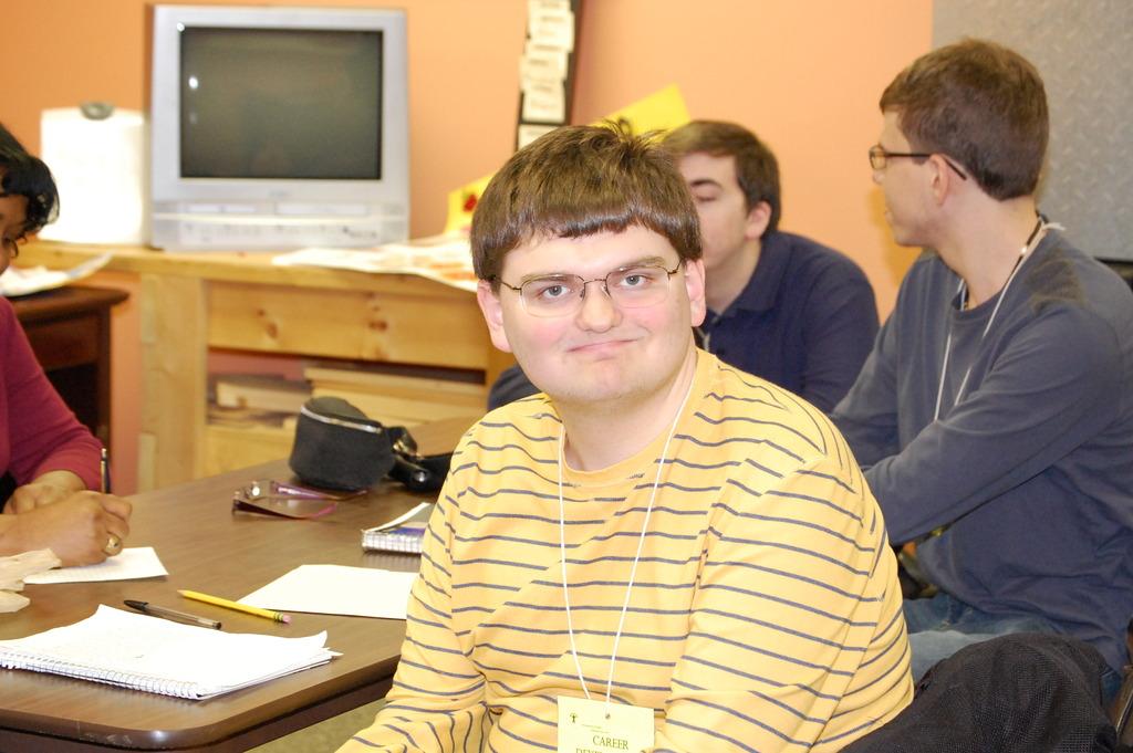 Meet Justin, L.E.T.S. Program Student