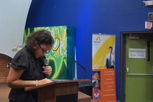 LETS Student Poetic Presentation-Arc Talent Show