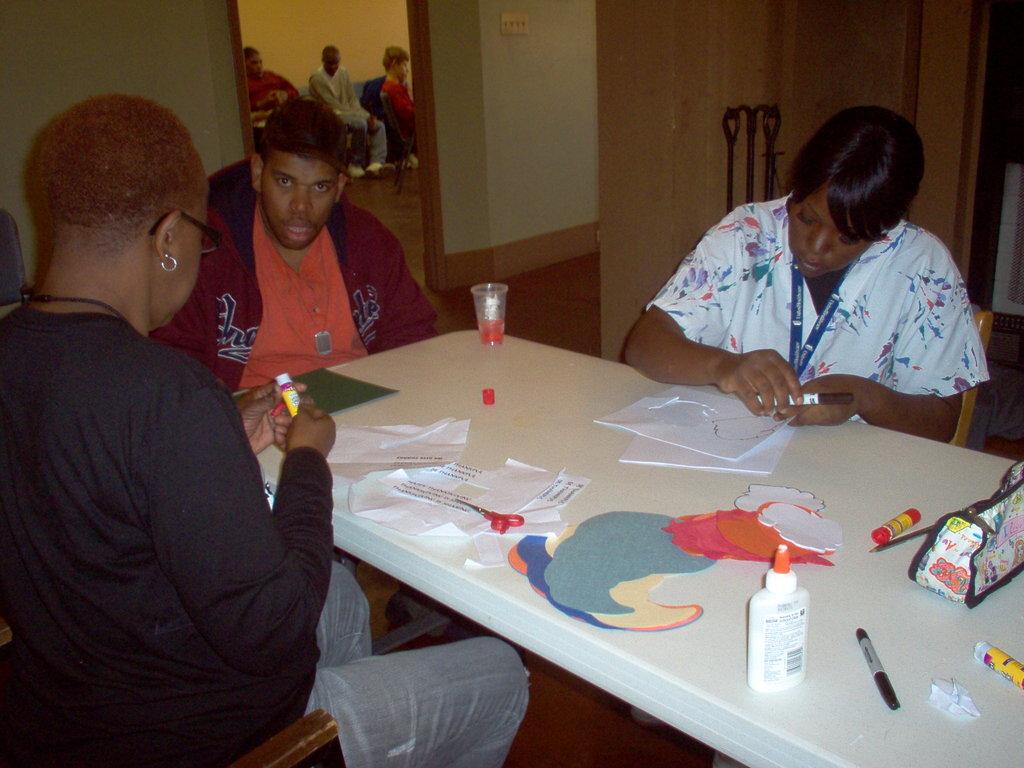 Artists At Work / November Weekend Retreat