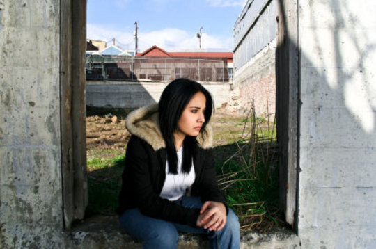 Young Girls Develop Low Self-Esteem