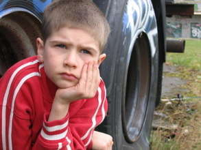 Children Feel Ashamed and Helpless