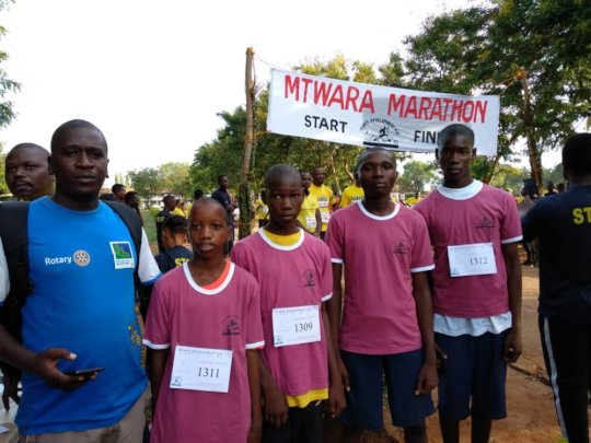 "Rahaleo Primary School ""special runners"""