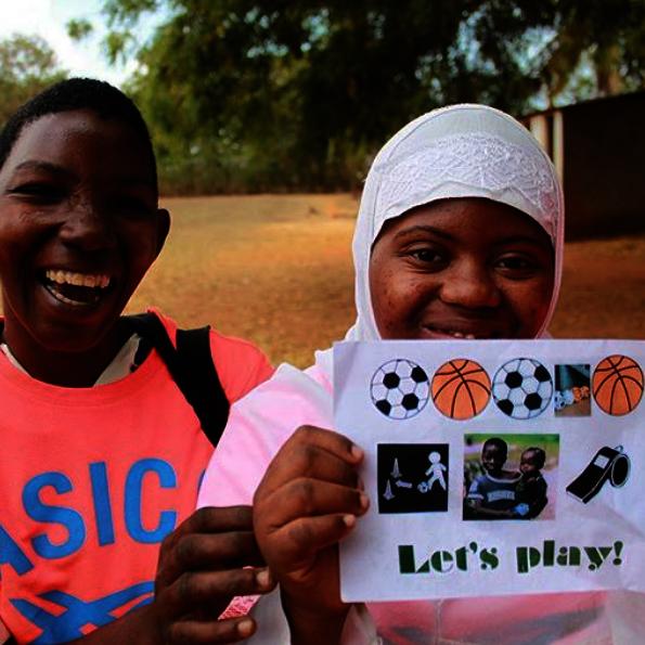 Educate 108 people with disabilities in Tanzania