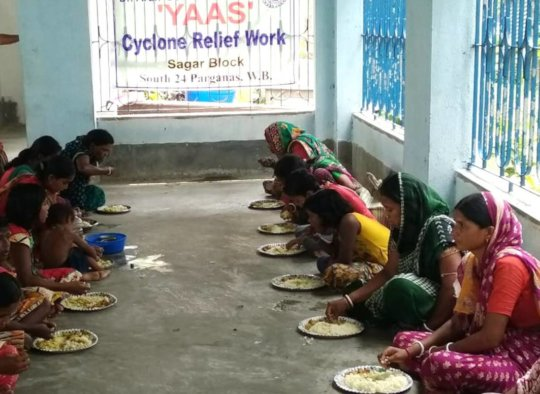 Our Efforts- Community Kitchen