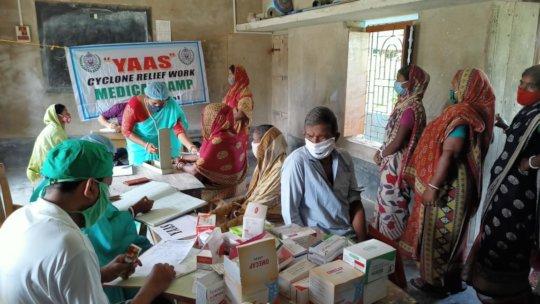 Our Efforts - Medical Camps