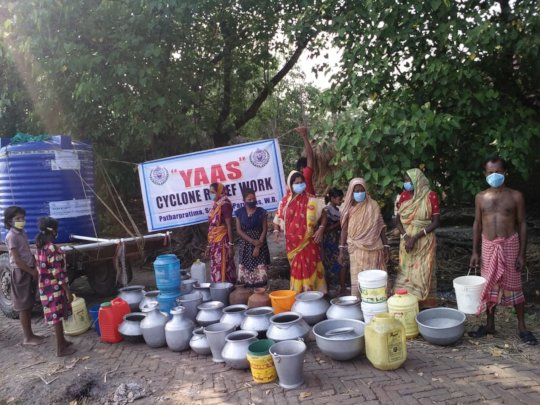 Our Efforts- Safe Potable Water