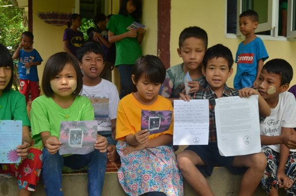 Letters to Orphans Internationally