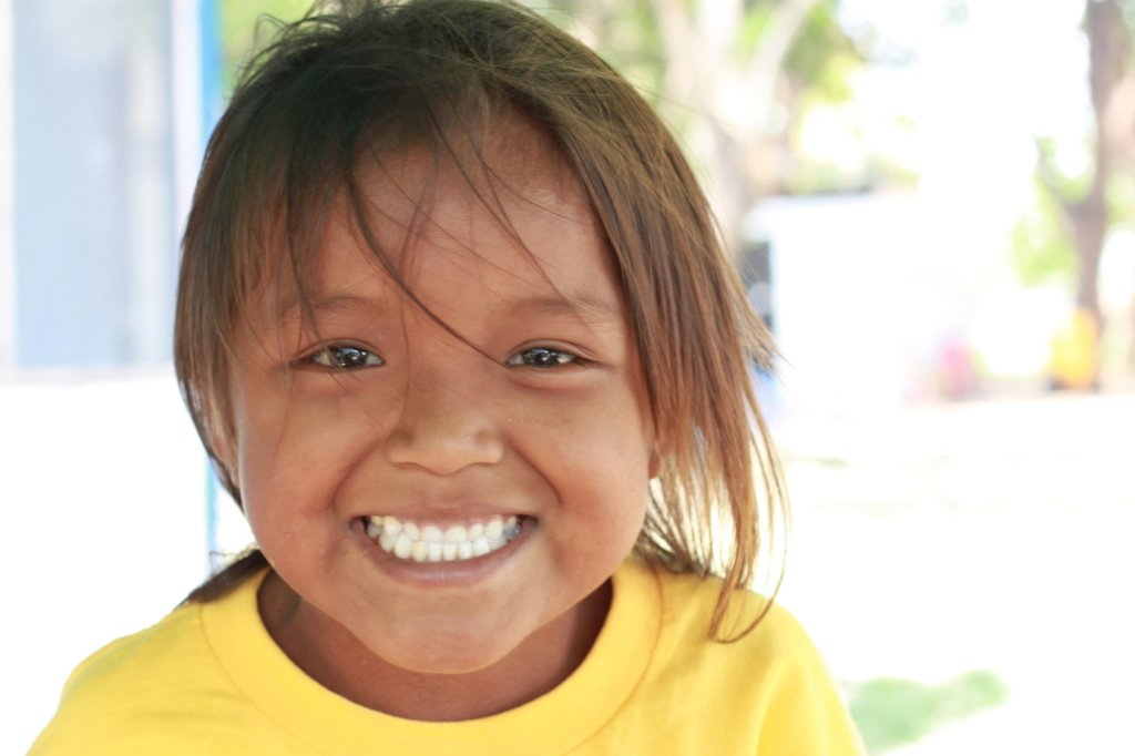 MAKE THE DIFFERENCE...HELPING INDIGENOUS CHILDREN