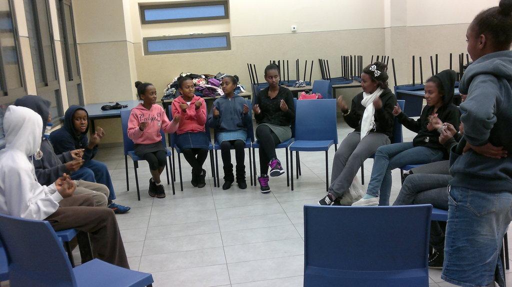 Self-empowerment workshops