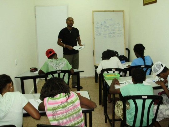 English Lessons in Small Groups