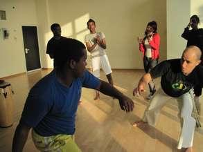 Capoeira Lesson