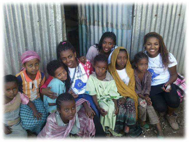 Family roots trip to Ethiopia