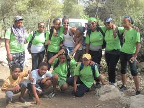 Two day field trip to the Jerusalem Mountains