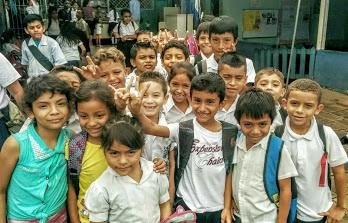 FROM IMPOVERISED TO THRIVING--ENGLISH IN NICARAGUA