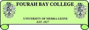 Logo of Fourah Bay College, University of SL