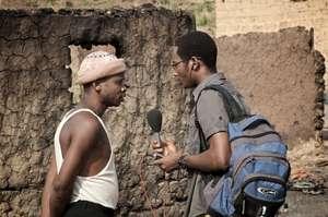 CTN Journalist Edward Kargbo in the Provinces