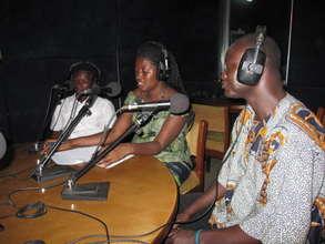 CTN's Debate Program with Sara Bomkapre Kamara