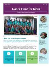 Dance Floor Report (PDF)