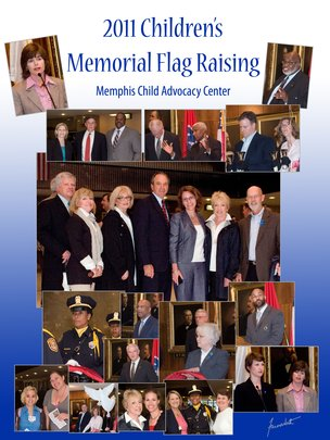 Our Annual Flag Event