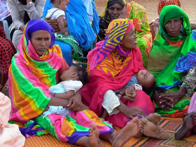 Hundreds of women and children need postnatal care