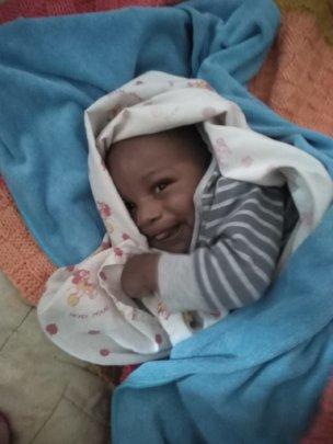 Smiling Joshua