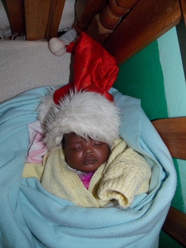 Baby Natasha