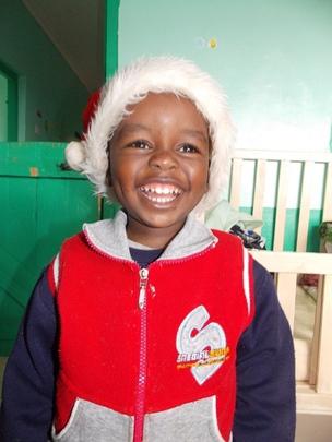 Emmanuel - born on Christmas Eve