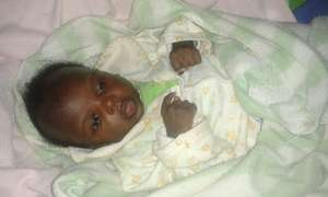Youngest Baby John