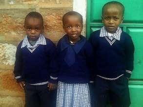 Ready for Nursery School