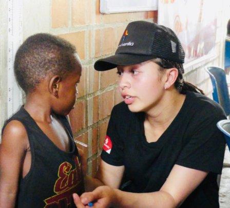 Bringing Hope to the Children