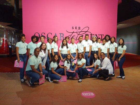 Visit to Centro Leon