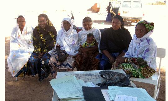 Mentors in Iferouane