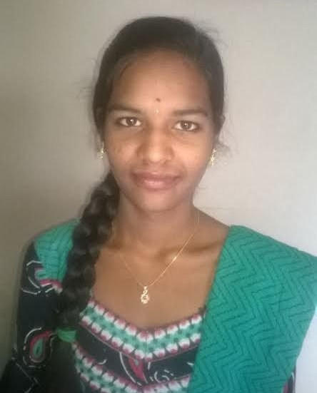 Support Dharani's Higher Education