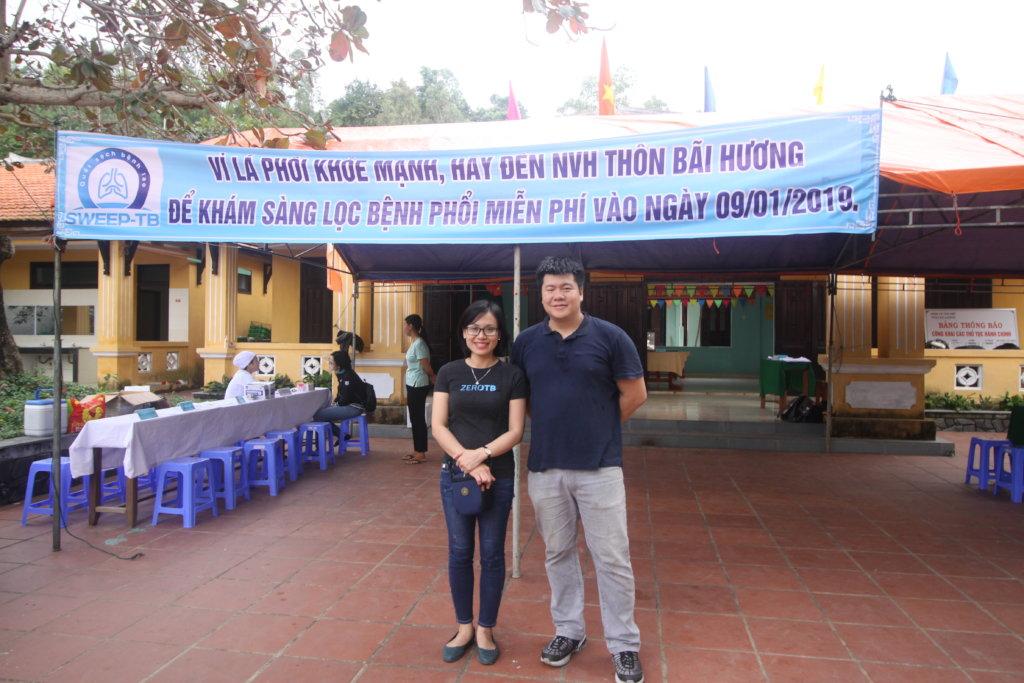 Support TB Elimination on Tam Hai Island, Viet Nam