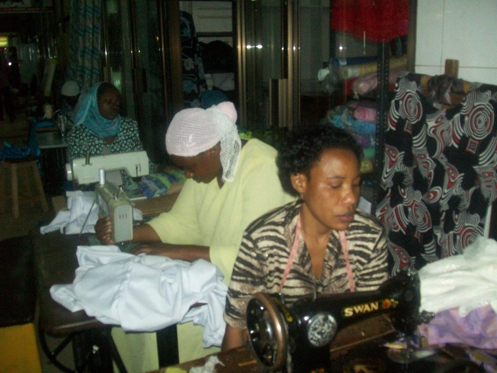 Empower 150 Ugandan Womento start a job