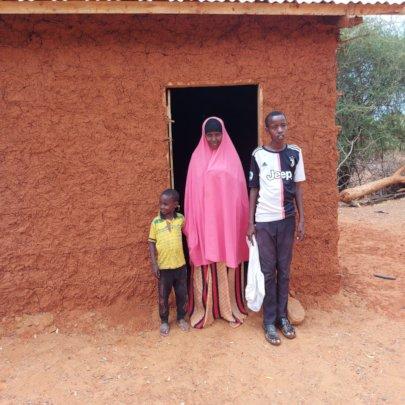 Imbiya and her children